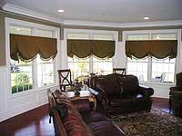 fabric window coverings