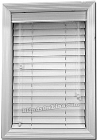 2 12 Inch Shutter Wood Blinds Wholesale Price Blinds Online