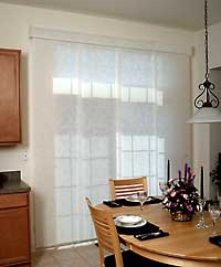 Fabric Panel Track Blinds Wholesale Prices Blinds Online