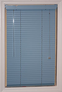 "Professional Series 1"" Aluminum  Mini Blinds"