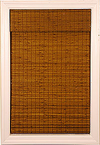 Cordless Woven Wood Shade - Bamboo Shades