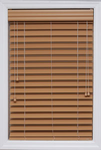 Graber Lake Forest Corded Faux Wood Blinds