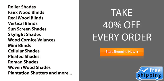 blinds on sale